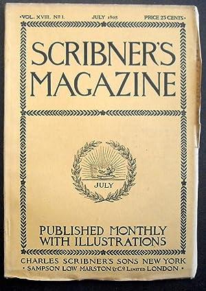 Scribner's Magazine - July 1895: Humphry Ward