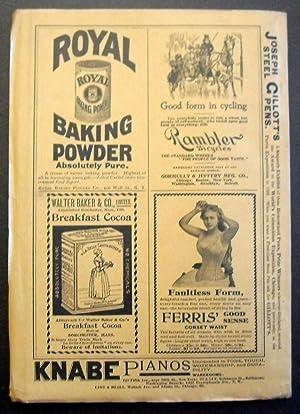 Scribner's Magazine - March 1896: J. M. Barrie