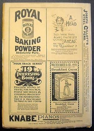 Scribner's Magazine -July 1896: J. M. Barrie