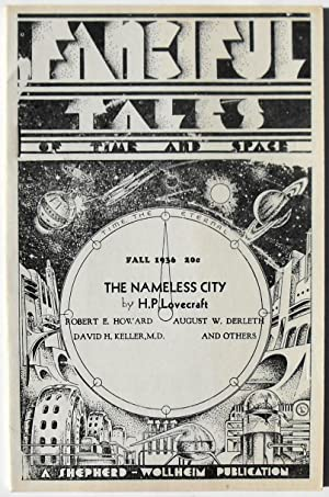 Fanciful Tales Of Time And Space (An Exact Facsimile of the 1936 Volume 1 #1; Limited to 750): ...