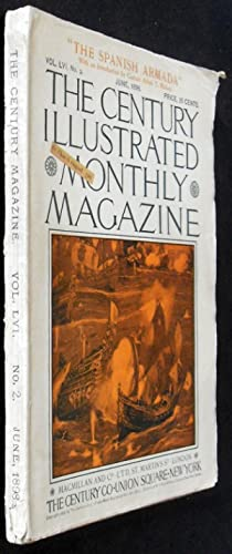 Century Illustrated Monthly Magazine - June 1898: W. D. Howells, Bret Harte