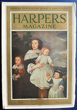 Harper's Magazine - January 1924 #884