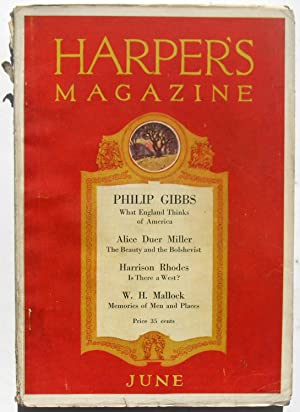 Harper's Magazine - June 1920 #841