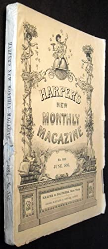 Harper's New Monthly Magazine - June 1896 #553: Brander Matthews, Howard Pyle, Henry Mills ...