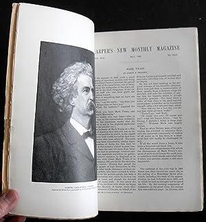 Harper's New Monthly Magazine - May 1896 #552: Woodrow Wilson, Brander Matthews, Joseph ...