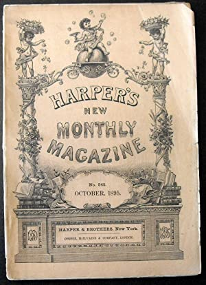 Harper's New Monthly Magazine - October 1895 #545