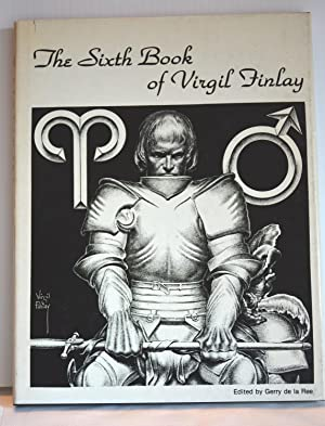 The Sixth Book of Virgil Finlay: The: Edited by Gerry