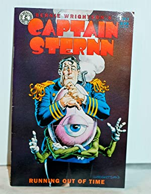 Captain Sternn; Running Out Of Time #1