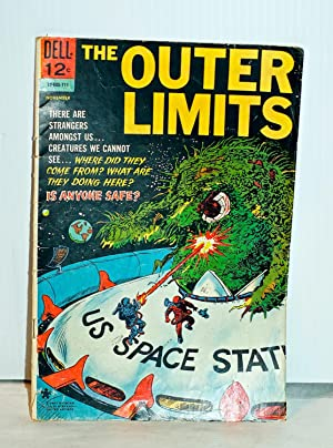 The Outer Limits; Issues #'s 2,12,13,16 & 17