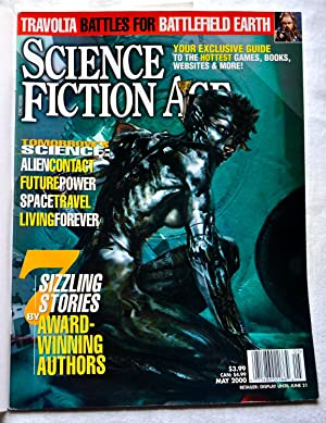 Two Science Fiction Age Magazines