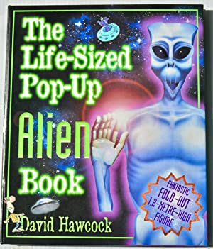 The Life-Sized Pop-Up Alien Book