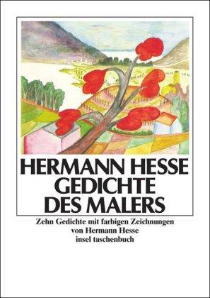 Gedichte des Malers - zehn Gedichte mit: Hesse, Hermann: