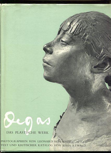 Das plastische Werk: Degas, Edgar: