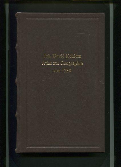 Joh. David Köhlers Atlas zur Geographie von: Köhler, Johann David: