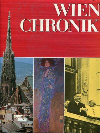 Wien Chronik Von Perfahl Jost Hrsg Salzburg Verlag Das