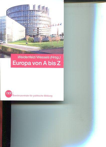 europa von a bis z taschenbuch der europaischen integration