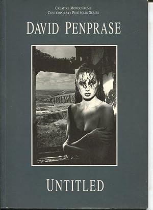 Untitled. (Creative Monochrome Contemporary Portfolio Series): Penprase, David: