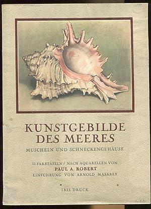 Kunstgebilde des Meeres. Muscheln und Schneckengehäuse. 15: Robert, Paul-André und
