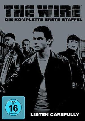 The Wire - Die komplette erste Staffel - 5 DVDs.: Dominic, West: