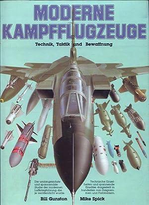 Moderne Kampfflugzeuge Technik, Taktik und Bewaffnung: Gunston und Spick:
