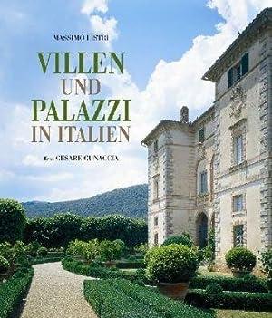 Villen und Palazzi in Italien. Übers. aus: Listri, Massimo, Cesare