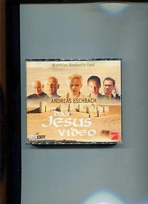 Das Jesus-Video 6 CD s.: Eschbach, Andreas, Matthias Koeberlin und Marc Sieper: