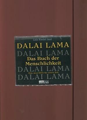 Das Buch der Menschlichkeit - 5 CDs.: Dalai, Lama und Lutz Riedel: