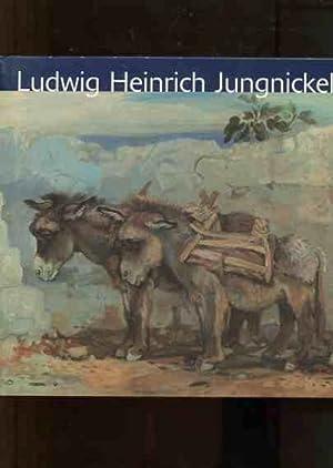 Ludwig Heinrich Jungnickel - Das Tier in der Kunst. 1. April - 31. Mai 2003; Verkaufskatalog. Texte...