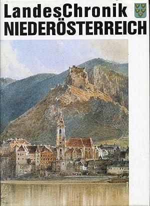 Landeschronik Niederösterreich. 3000 Jahre in Daten, Dokumenten: Gutkas, Karl [Hrsg.]: