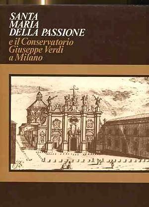 Santa Maria della Passione e il Conservatorio: Bora, G. und
