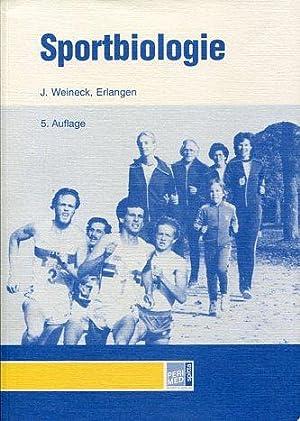 Sportbiologie.: Weineck, Jürgen::