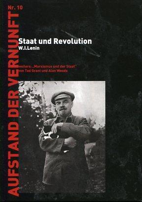 """Aufstand der Vernunft Nr. 10. """"Staat und Revolution"""" (Lenin). """"Marxismus und der ..."""