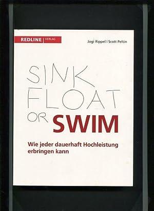 Sink, float or swim - wie jeder: Rippel, Jogi und