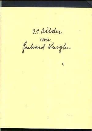 21 Bilder von Gerhard Knogler.: Knogler, Gerhard, Ferd