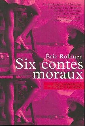 Six Contes Moraux. Petite Bibliotheque.: Rohmer, Eric: