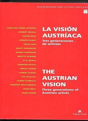 La vision austriaca. Tres generaciones de artistas.: Museum moderner Kunst