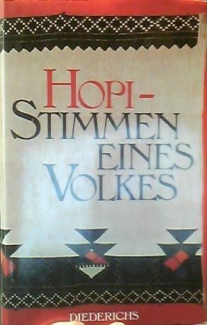 Hopi, Stimmen eines Volkes.: Courlander, Harold [Hrsg.]