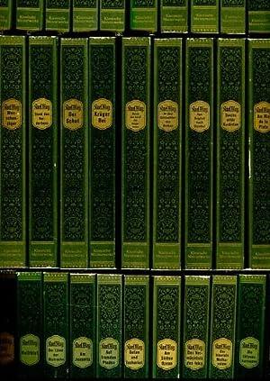 Klassische Meisterwerke - 36 Bände. Hrsg. von: May, Karl: