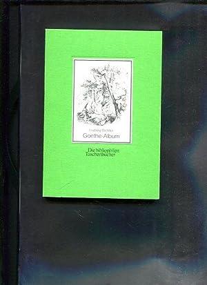 Goethe-Album. Nachdr. d. Ausg. Leipzig, Wigand, 1857.: Richter, Ludwig: