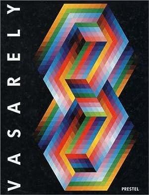 Victor Vasarely. Anlässlich der Ausstellung Retrospektive im: Vasarely, Victor [Ill.],
