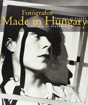 Fotógrafos. Made in Hungary - los que: Kincses, Károly: