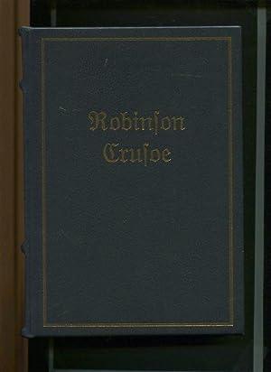 Robinson Crusoe. mit Unterstützung von Gelehrten und: Gräbner, Gustav Adolf