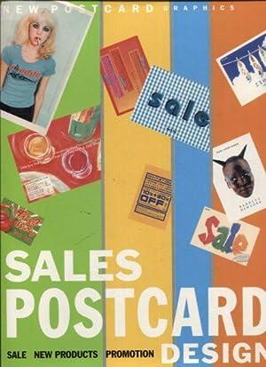 New Postcard Graphics. Sales Postcard Design.: Pie Books: