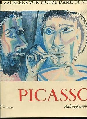Pablo Picasso Ateliergeheimnisse - Der Zauberer von: Parmelin, Héléne: