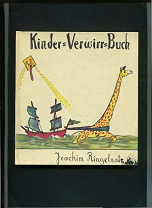 Kinder-Verwirr-Buch. Mit vielen Bildern.: Ringelnatz, Joachim: