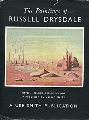 The Paintings of Russel Drysdale 15 colour