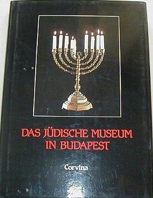 Das Jüdische Museum in Budapest. Aus d.: Benoschofsky, Ilona [Hrsg.]
