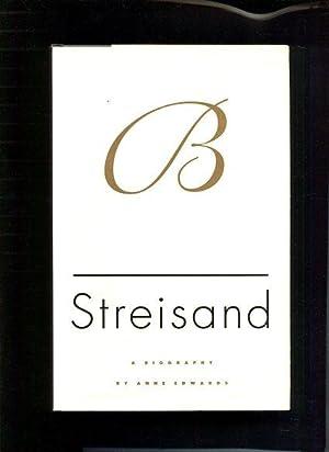 Streisand A biography: Edwards, Anne: