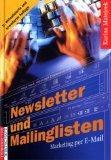 Newsletter und Mailinglisten : Marketing per E-Mail. Ueberreuter Wirtschaft: Matejcek, Karina: