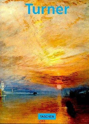 J. M. W. Turner 1775-1851: The World of Light and Colour: Bockemuhl, Michael: